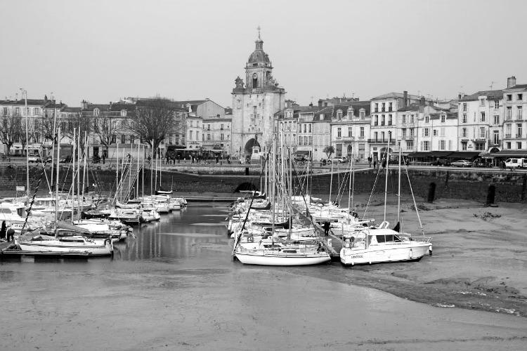 Vieux Port et Grosse Horloge © L'Or a Photographie
