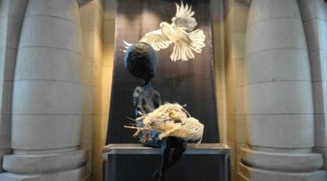 Exposition Hélène Yousse et Johannes Zacherl Galerie Esquié La Rochelle