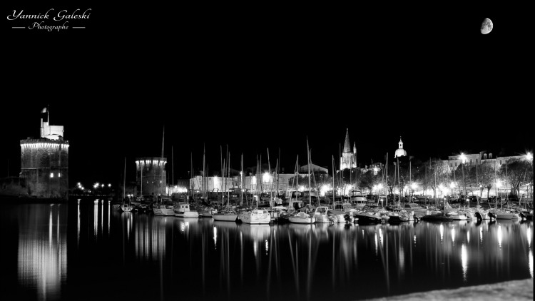 Yannick Galeski, un regard sur La Rochelle