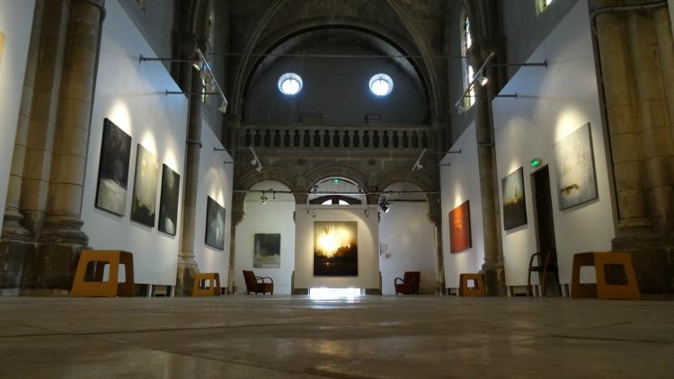 Chapelle des Dames Blanches Exposition Myriam Sardis