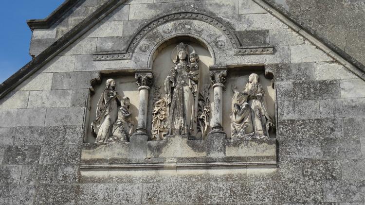 La Chapelle des Dames Blanches, La Rochelle