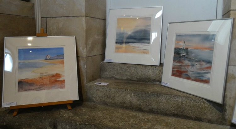 L'Art entre en gare ! Patrice Simon Galerie Esquié La Rochelle