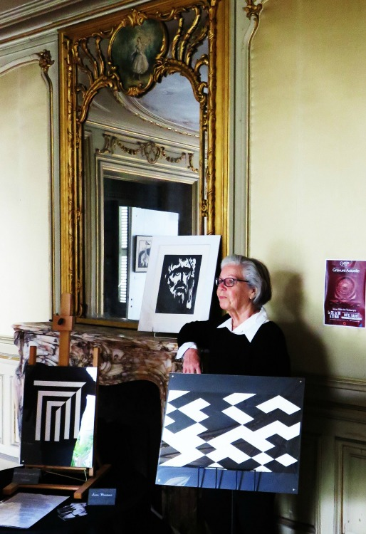 Anna Broussous et ses oeuvres