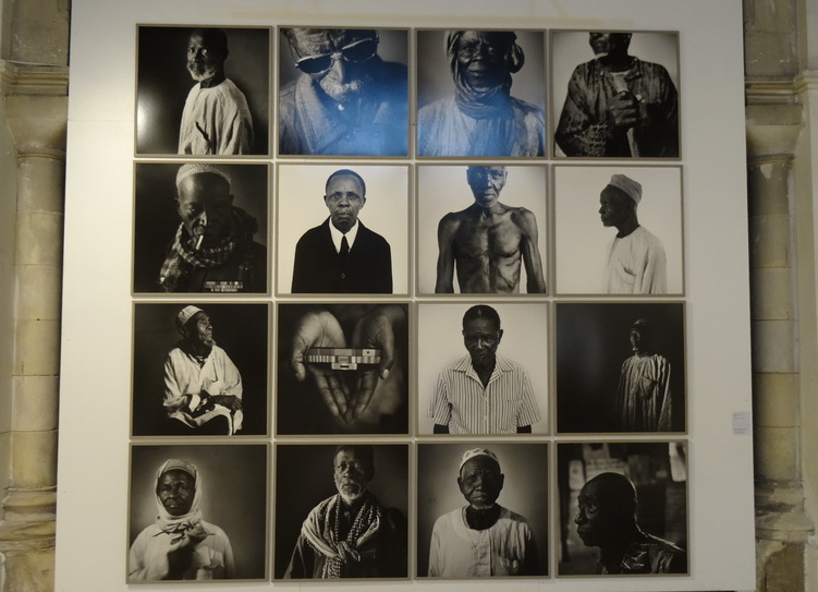 Philippe Guionie 11 artistes pour 100 portraits La Rochelle