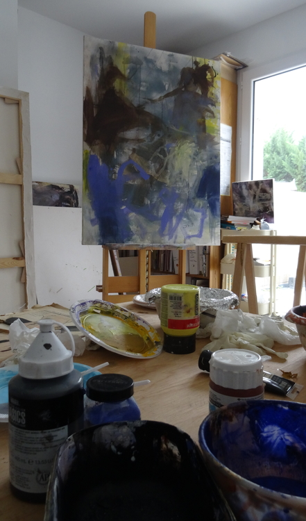 Anne Zablot - Atelier