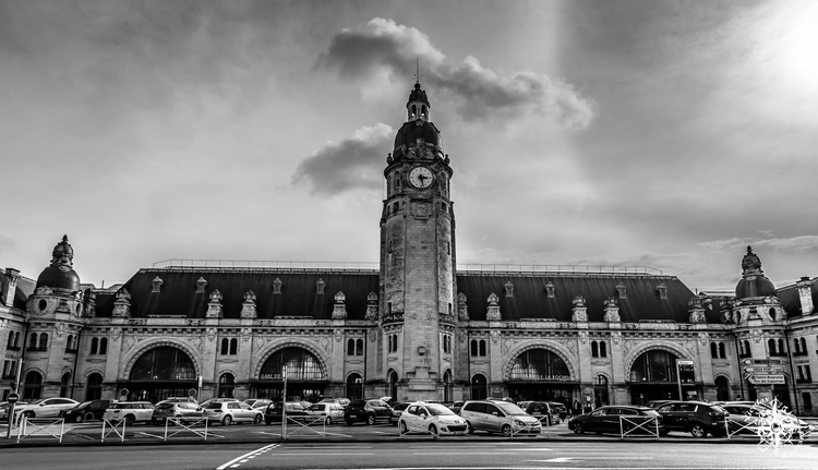 Gare de La Rochelle - Nicolas Roussel