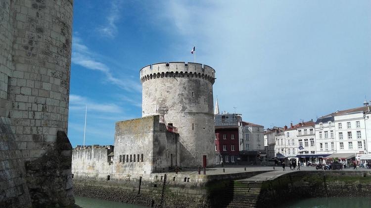 Tour de la chaîne - © Tours de La Rochelle