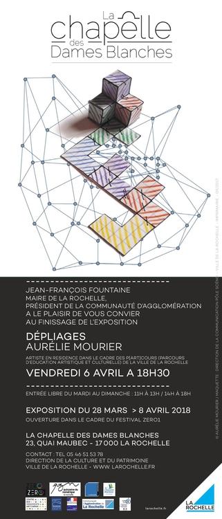 Mois de l'architecture et du cadre de vie Exposition de Aurélie Mourier