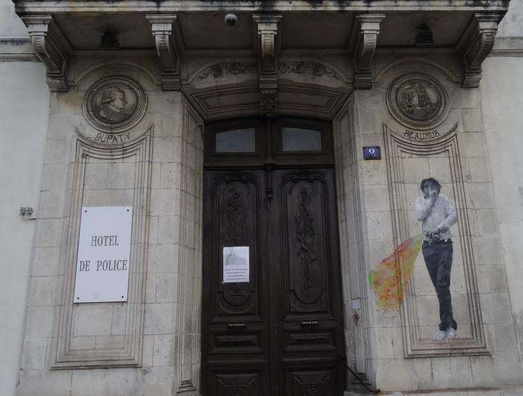 Chut...Noarnito des histoires sur les murs de La Rochelle