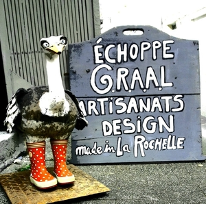 Echoppe GRAAL - Les Galeries de La Rochelle