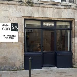 Galerie à 3 - Les galeries de La Rochelle