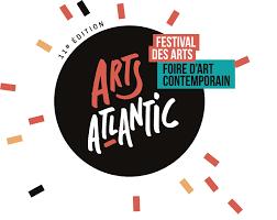 Arts Atlantic Festival des Arts 2019 - Logo