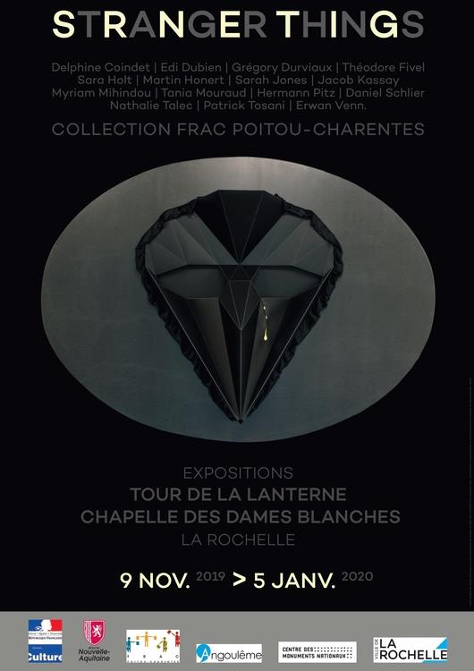 Stranger Things La Rochelle - Affiche