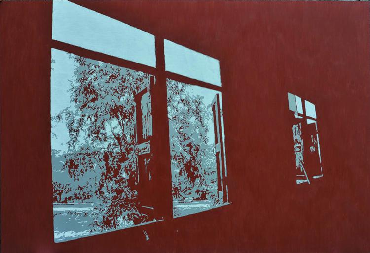 Untitled de Grégory Durviaux - Expo Stranger Things La Rochelle
