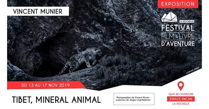 Exposition Vincent Munier - Festival International du Filmet du Livred'Aventure