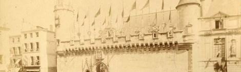 Théophile Cognacq, L'Hôtel de Ville - Collection Archives municipales de La Rochelle