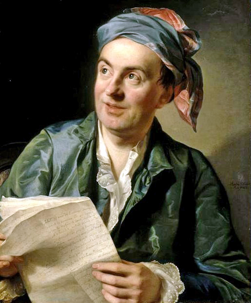 Portrait de Jean François Marmontel