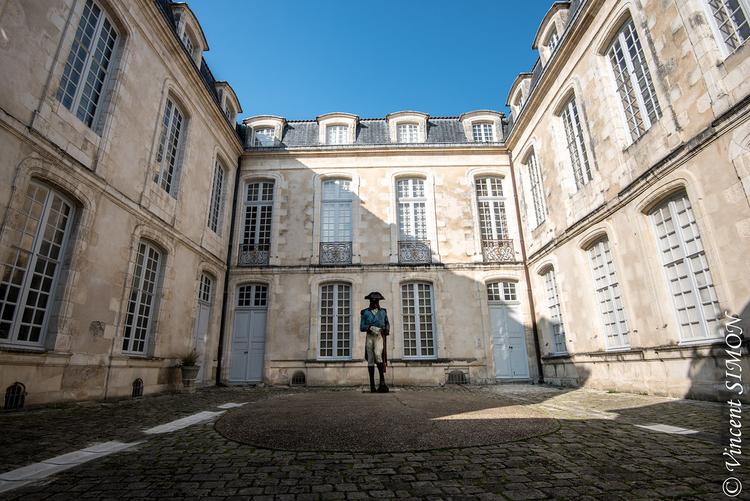 Musée du Nouveau Monde © Vincent Simon