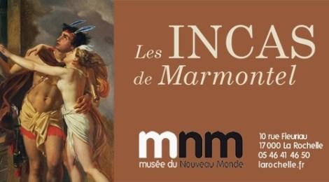 Exposiition les incas de marmontel La Rochelle