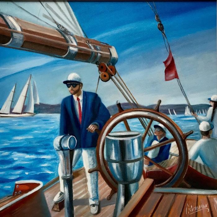 Caroline Fombaron - Exposition Origines - Galerie Arnaud La Rochelle