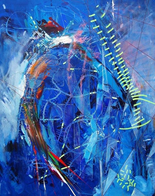 Mounto Reinhardt - Exposition Origines - Galerie Arnaud La Rochelle