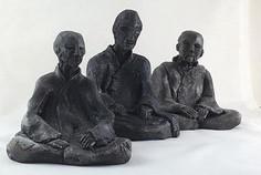 Sylvie Robert Exposition Origines - Galerie Arnaud La Rochelle