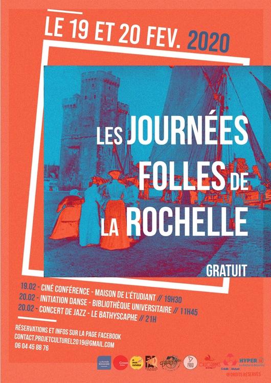 Les journées folles de La Rochelle