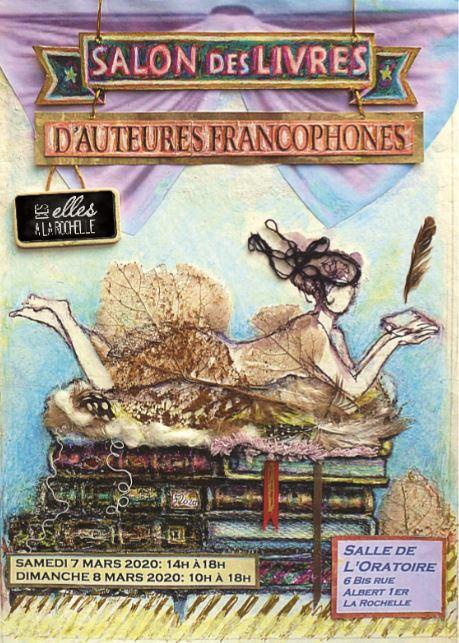 Des Elles à La Rochelle Salon des auteures