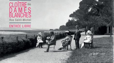 Affiche La Rochelle et la photo ancienne