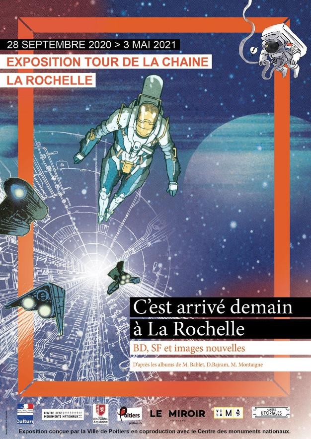 C'est arrivé demain Tour de la Chaine La Rochelle