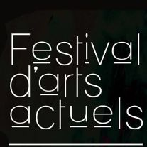 Logo Festival Arts actuels