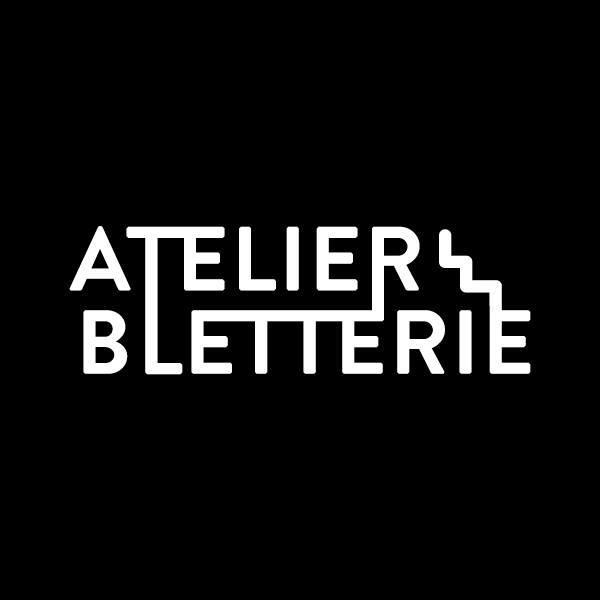 Logo atelier bletterie