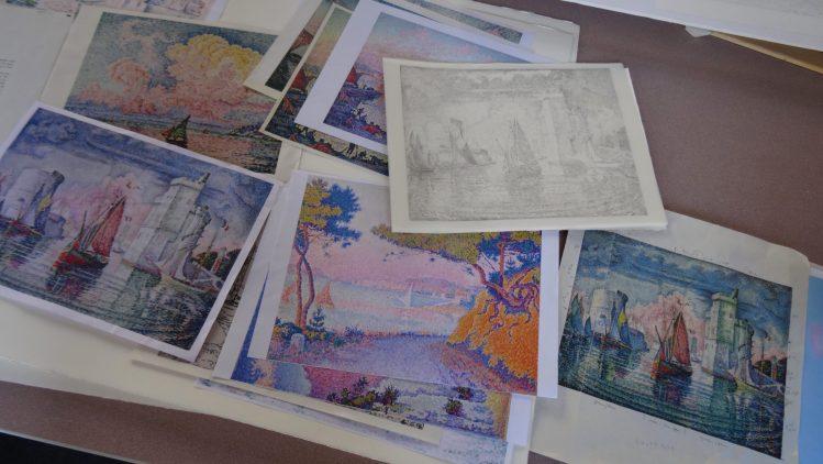 Daniele Genadry - Atelier - Expo Signac still, still Signac