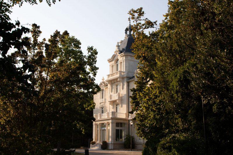 Villa Fort-Louis Maison des écritures La Rochelle