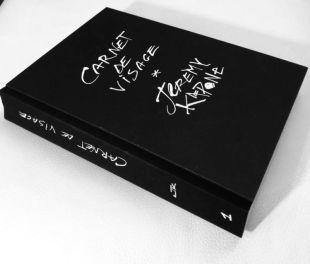 Carnet de Visage - Jeremy Kapone