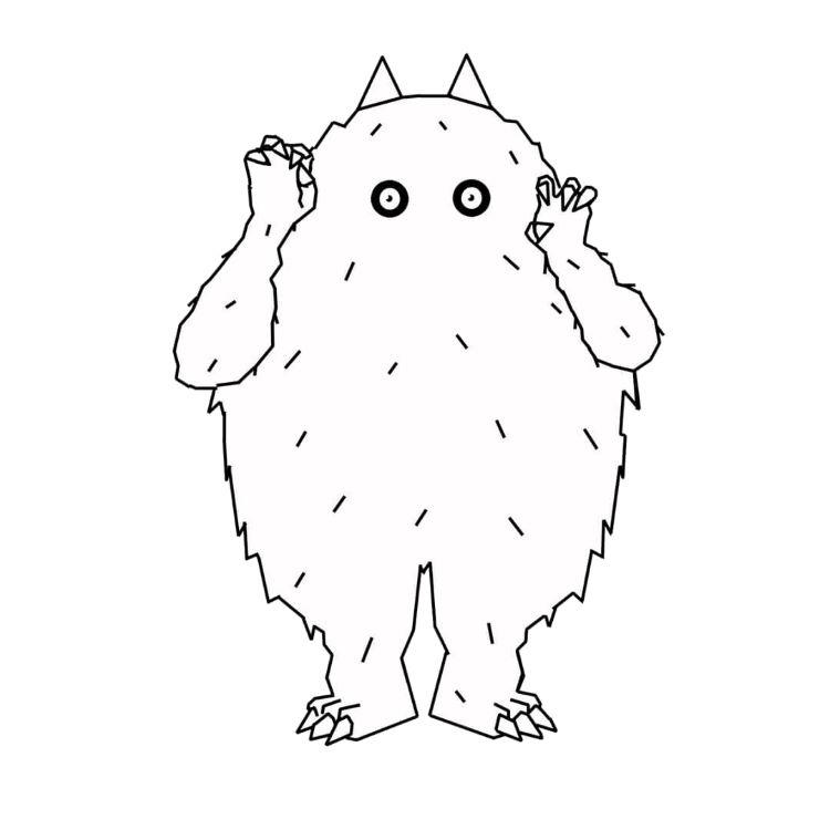 Igor le Monstre gentil