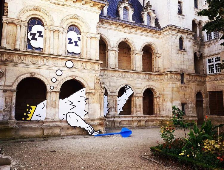 Le roi Igor, Maison Henri II La Rochelle