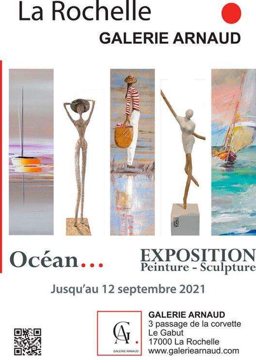 Océan Galerie Arnaud été 2021