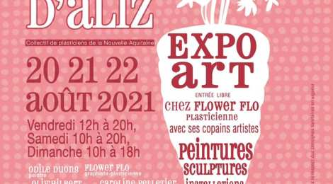 Affiche jardin d'aliz 2021