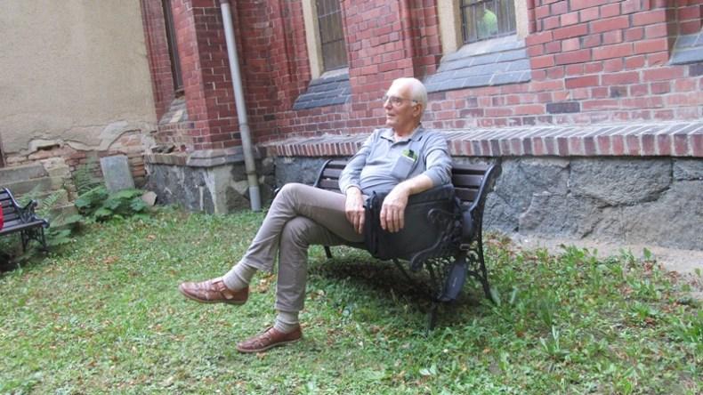 Bernd Weisbach zum Tag des offenen Denkmals 2020