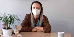 Anna vom ASPIDA Lebenszentrum Thalbürgel zu Gast im ASPIDA Pflegecampus Plauen