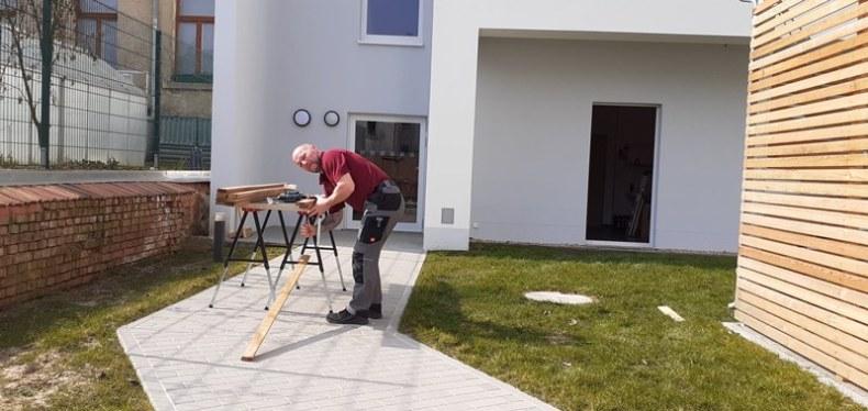 Der Herr Haustechniker des ASPIDA Pflegecampus Plauen