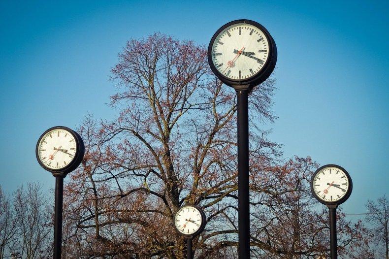 Krise der Zeit