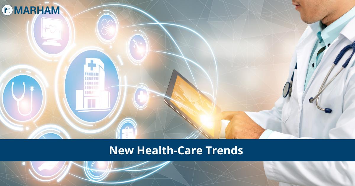 new healthcare trends