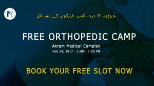 Free Orthopedic Camp