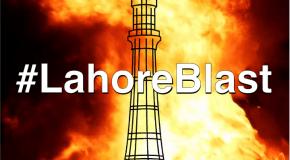 Lahore Bomb Blasts
