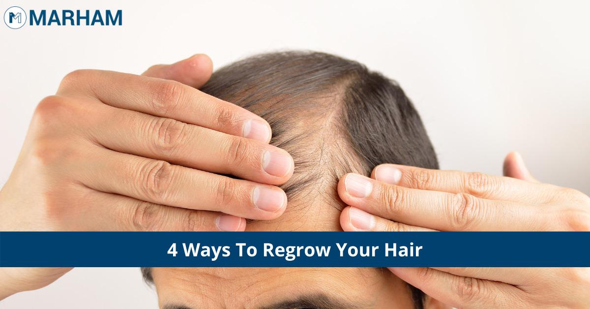 regrow your hair