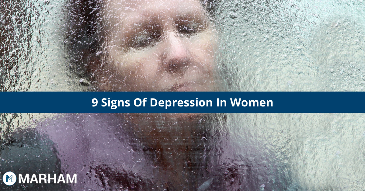 signs of deperssion