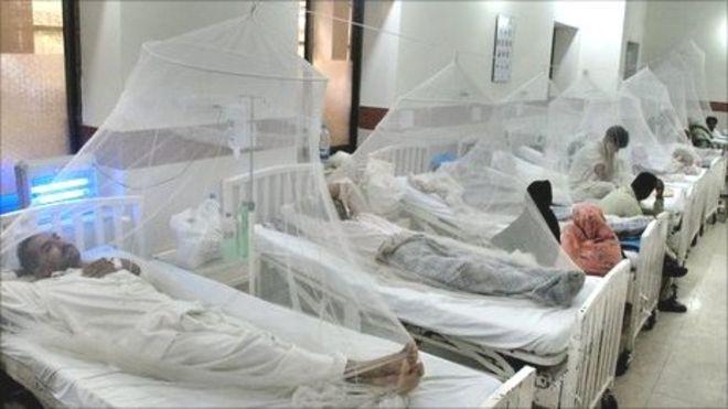 Spreading Virus in Pakistan