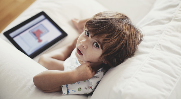 effect of electronic gadgets on Kids